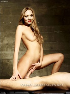 amanda seyfried sexy nude posing ass pussy and boobs fake 002