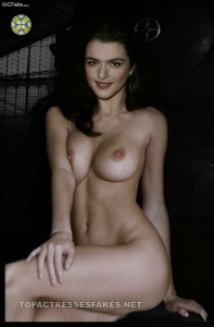rachel weisz nude pictures posing boobs & pussy fake 002