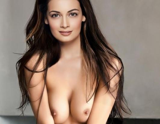 Diya Mirza Nude Pics