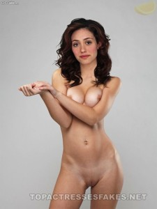 emmy rossum nude pics showing sexy boobs & pussy fake