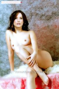 sandra bullock sexy nude showing beautiful boobs & tits fake 001