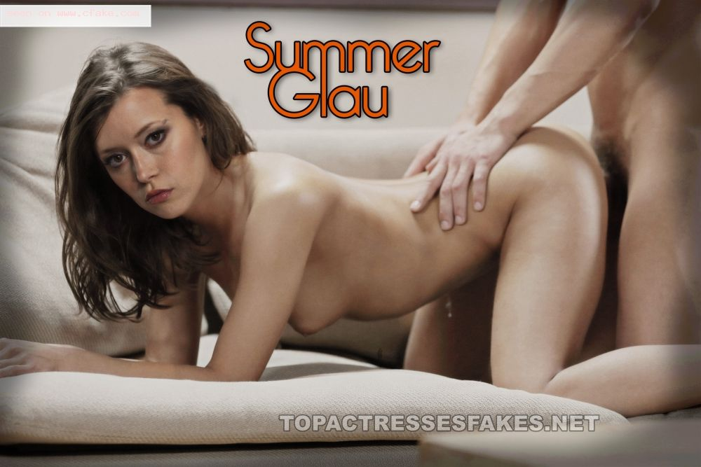 summer glau fucking photos showing sexy ass and boobs fake