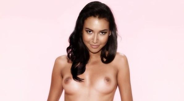 naya rivera nude pics showing beautiful boobs and pussy fake 002