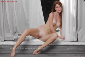 rose leslie nude having sex exposing pussy and boobs fake 001
