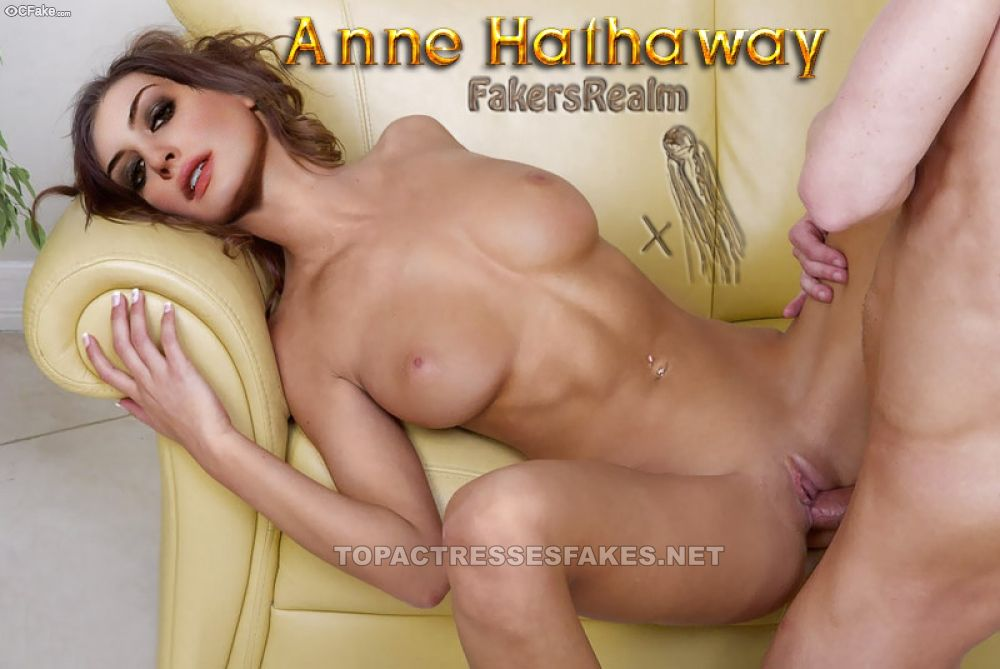 anna hathaway nude fucked hard in pussy fake 001
