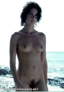 paz vega full nude in beach