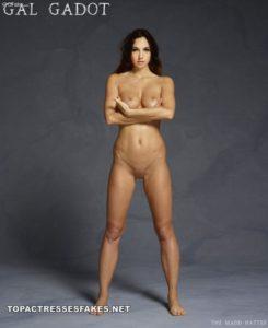 gal gadot full frontal naked