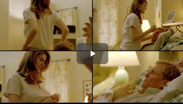 Alexandra Daddario Nude Scene from True Detective