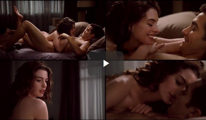 Anne hathaway nude video