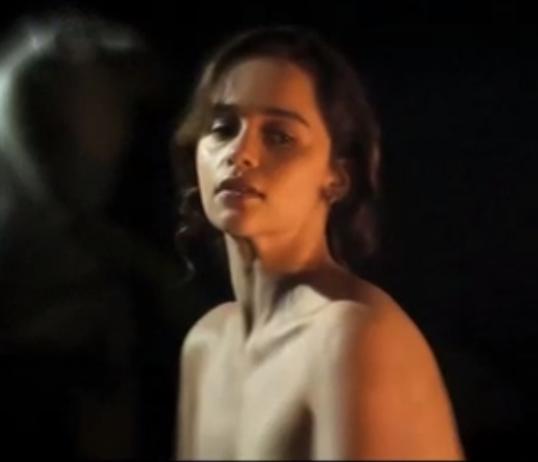 emilia clarke nude