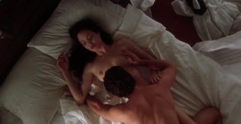 nude scene