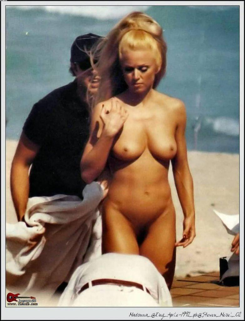 madonna nude pics 3