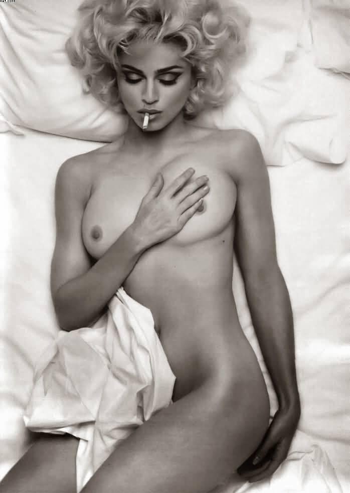 madonna nude pics 6