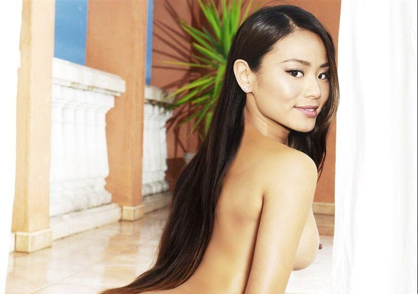 Jamie Chung Nude Photo Shoot