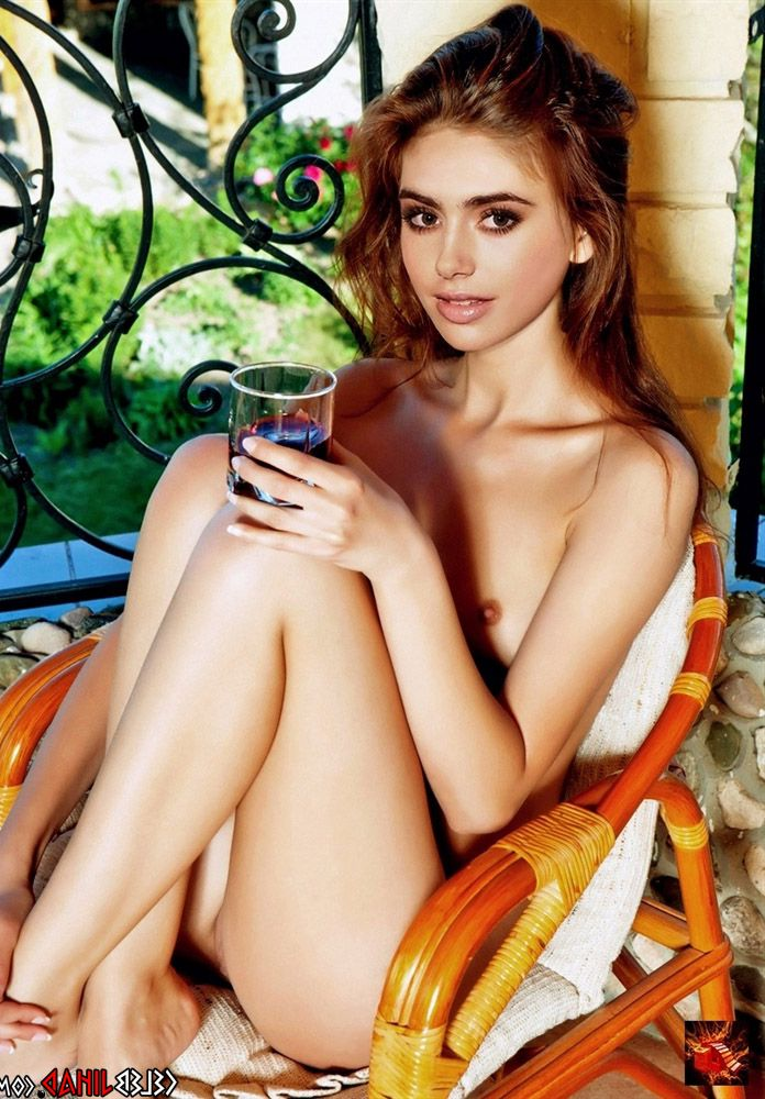 lily collins nude shoot 003