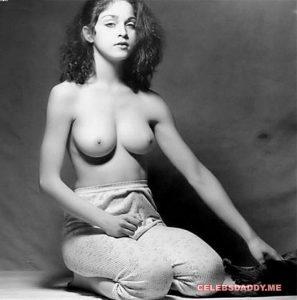 madonna nude shoot