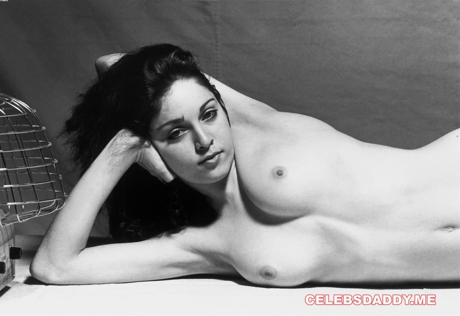 madonna nude shoot 006