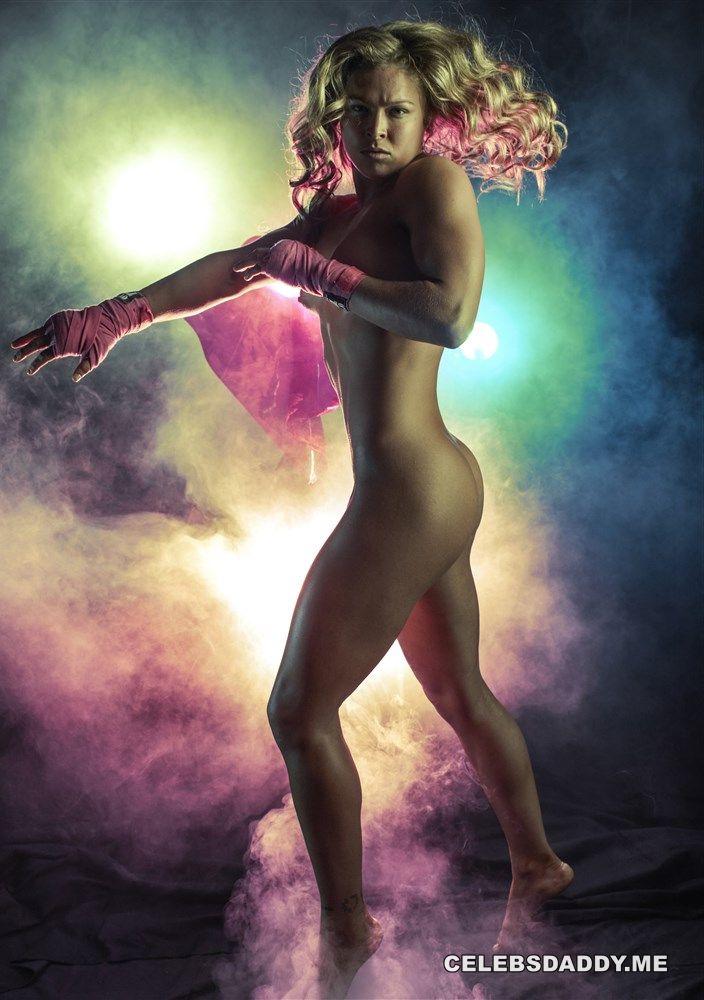 rounda rousey nude shoot 001
