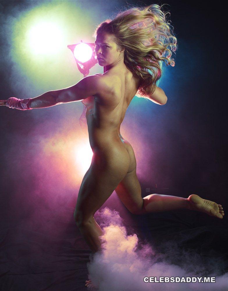 rounda rousey nude shoot 002