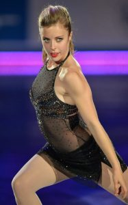 ashley wagner hot figure skater