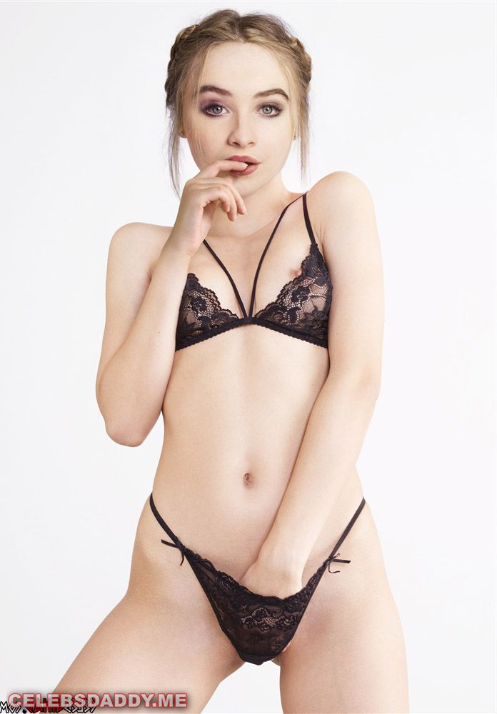 sabrina carpenter nude photoshoot