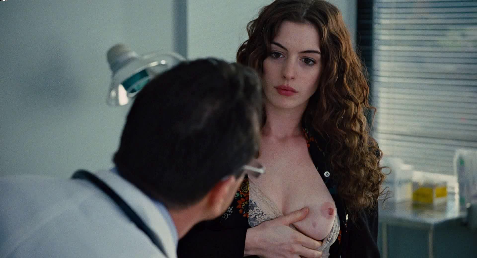 Anne hathaway nude celeb pics
