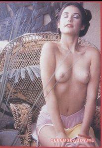 demi moore nude vintage magazine shoot 003