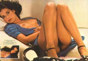 demi moore nude vintage magazine shoot 006