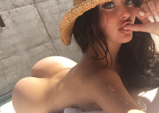 abigail ratchford nude private photos leaked