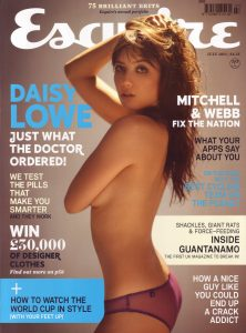 daisy lowe topless photoshoot for esquire uk july 2010 1
