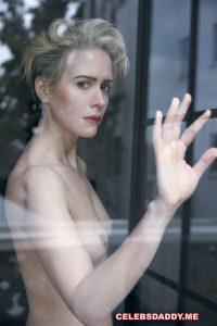sarah paulson topless photoshoot 002