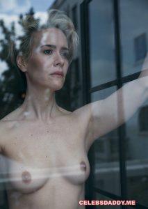 sarah paulson topless photoshoot 003