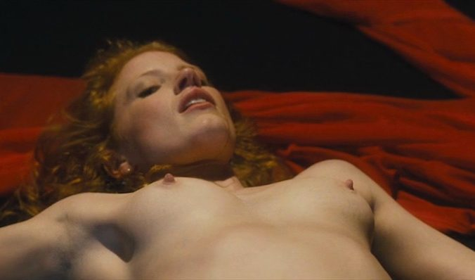jessica chastain nude salome uncut