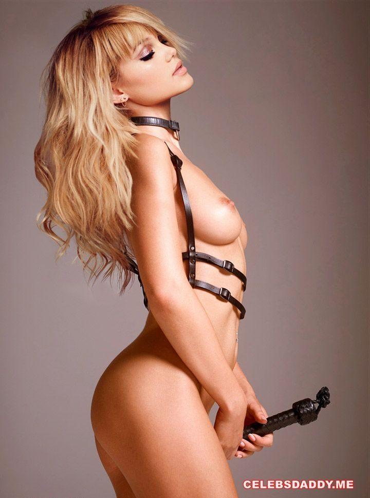 olivia holt nude photoshoot for playboy 002