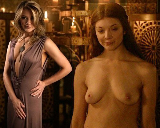game of thrones actress with and without clothes 002