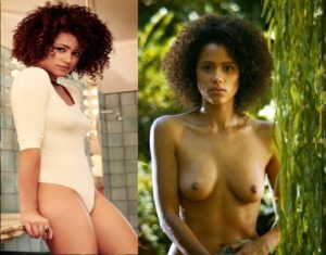 game of thrones actress with and without clothes 004