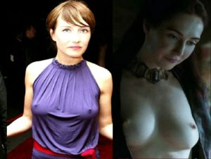 game of thrones actress with and without clothes 006