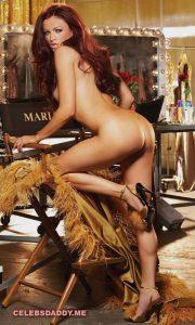 wwe maria kenellis nude leaks unseen + playboy collection 022