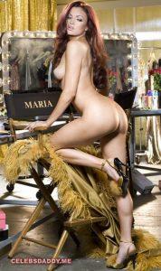 wwe maria kenellis nude leaks unseen + playboy collection 023
