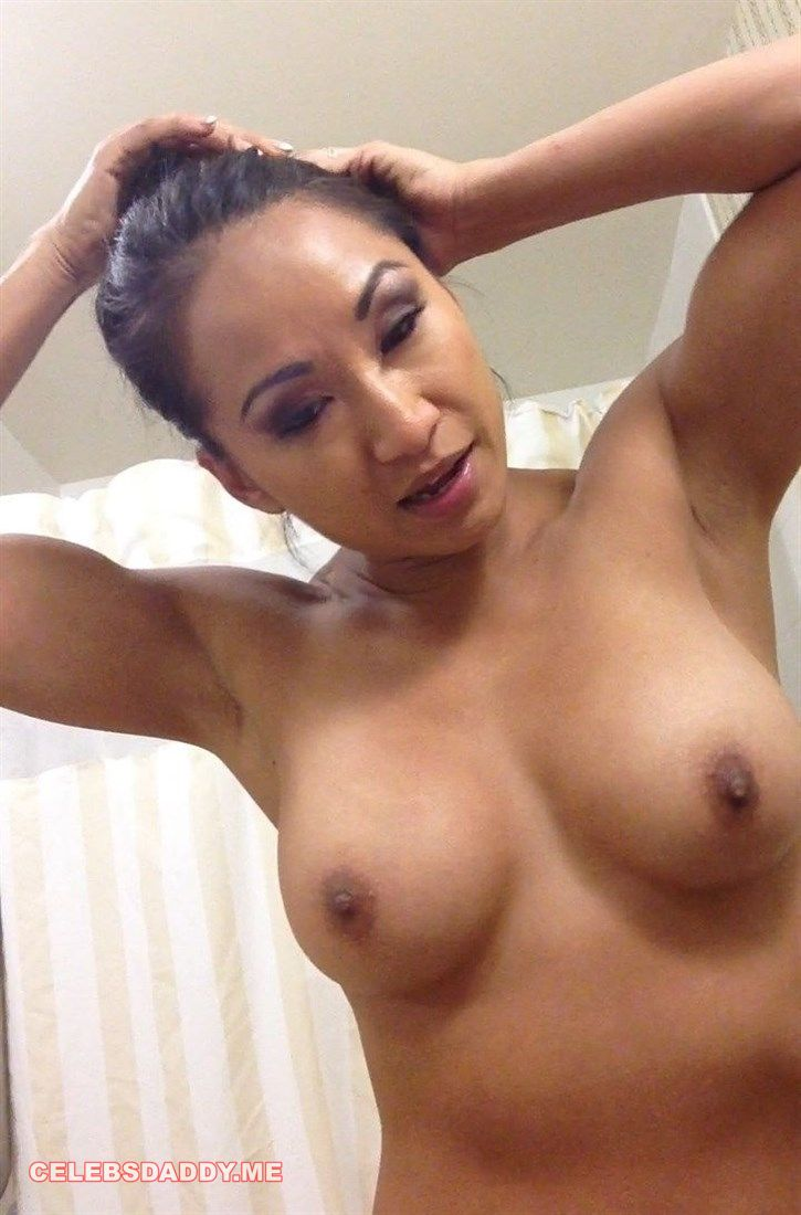 former wrestler gail kim nude leaked photos and video 005