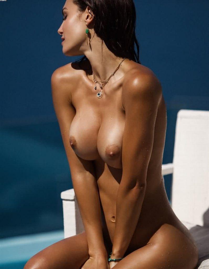 Silvia farina elia nude