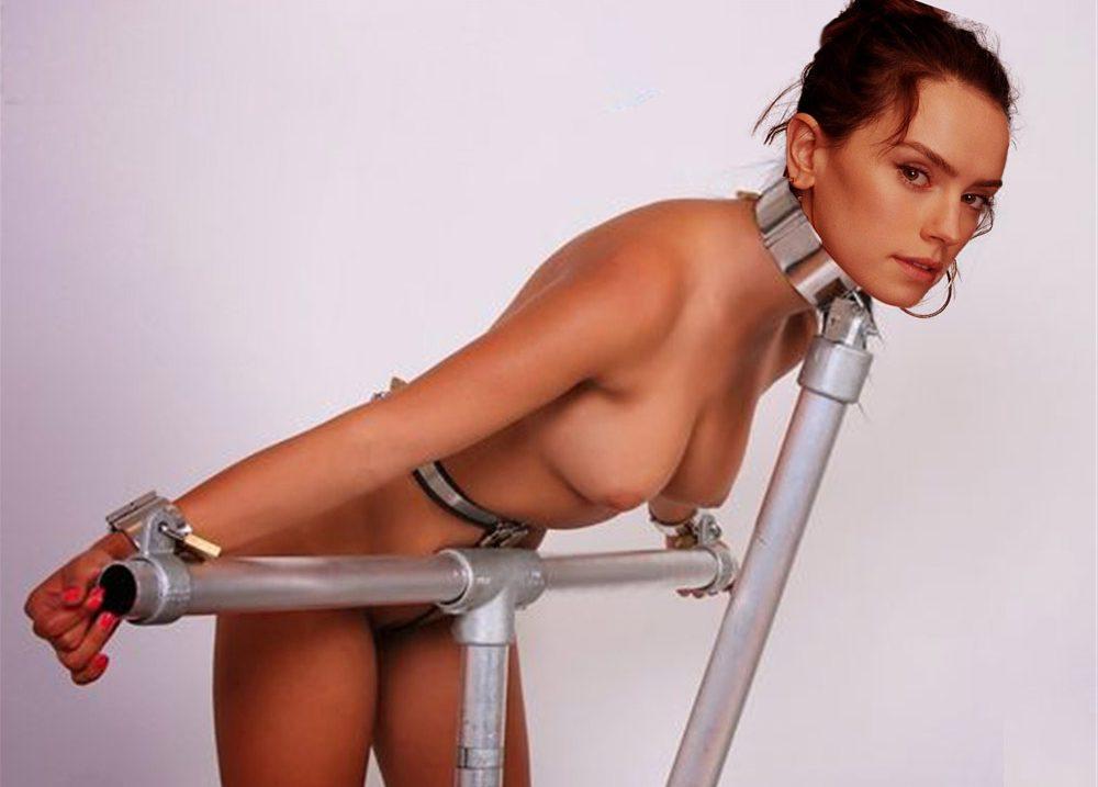 daisy ridley nude bondage