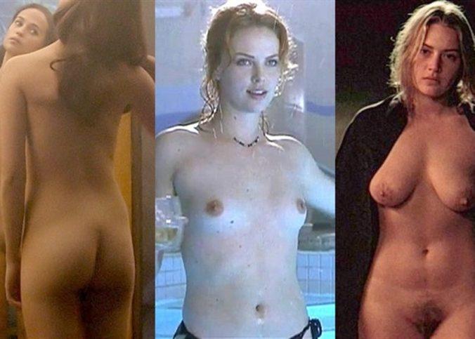 oscar actresses nude