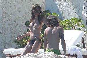 heidi klum topless candids with boyfriend 009