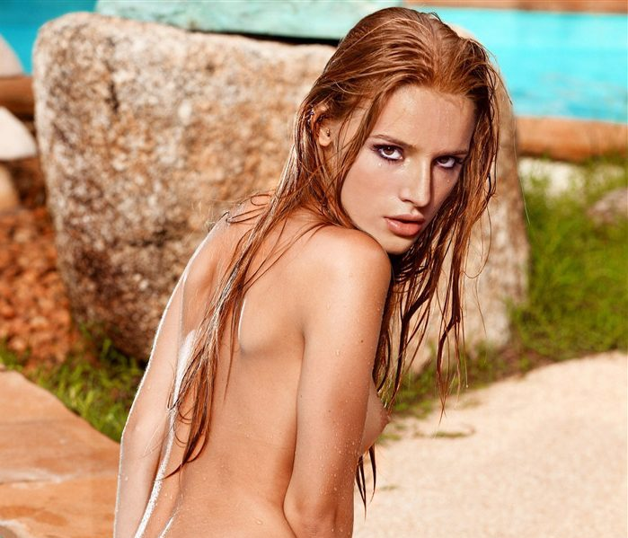 bella thorne nude photo shoot