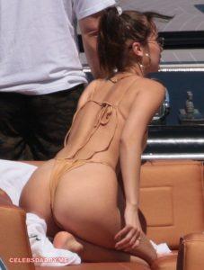 bella hadid ass in thong candids 001