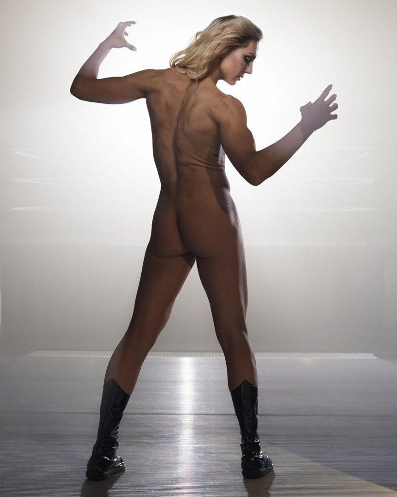 Fliehr nackt Ashley  Ashley Fliehr