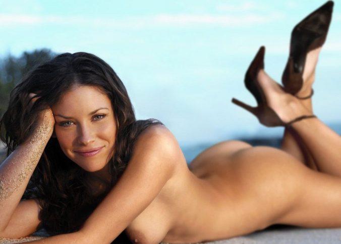 evengiline lilly nude photos