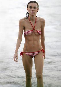 keira knightley topless beach candids 006