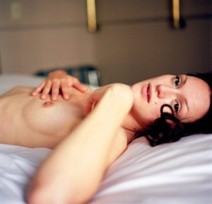 kerry bishe nude photoshoot